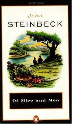 One of my all time favorite books.. love Steinbeck