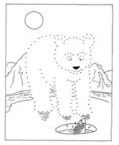 ijsbeer3 Pre K Activities, Autism Activities, Winter Activities, Winter Art, Winter Snow, Winter Time, Artic Animals, Eskimo, My Father's World