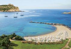 Sonnenfreuden im 5*-Gartenresort am mythischen Kap Griechenlands � inkl. Flug, Halbpension, Privattransfers