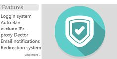 Qaidi DDoS Protection - Wordpress plugin (Miscellaneous)