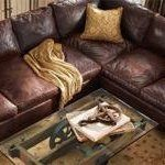 Tips That Help You Get The Best Leather Sofa Deal. Leather sofas and leather couch sets are available in a diversity of colors and styles. A leather couch is the ideal way to improve a space's design and th New Living Room, Living Room Decor, Home And Living, Modern Living, Living Area, Leather Furniture, Home Furniture, Furniture Ideas, Do It Yourself Sofa