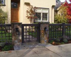 Fences | Yard Decor | Modern Fence | Stone Design