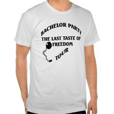 Bachelor Party Shirts last taste of freedom from #Ricaso