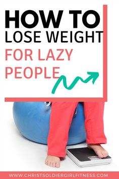Quick and Easy ways to lose weight for lazy people without much diet and exercise. Weight loss can be hard but you can lose some weight without trying. Lose Belly Fat Quick, Losing Belly Fat Diet, Lose Fat, Quick Weight Loss Tips, Fast Weight Loss, Weight Gain, Fat Fast, Losing Weight, Reduce Weight