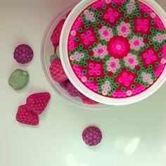 Mandala hama perler beads by tamatek