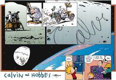 Calvin is Great!