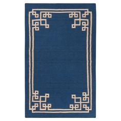Alameda Rug in Sapphire Blue