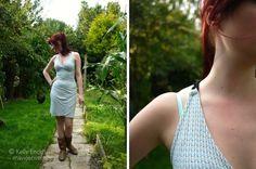 Fair shoppen in Gent > kleedje van bij O'zon   Ma vie en vert