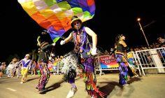 """Tigre cerró los """"Carnavales del Río"""" con una multitudinaria fiesta familiar"""