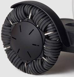 Omnidirectional wheel