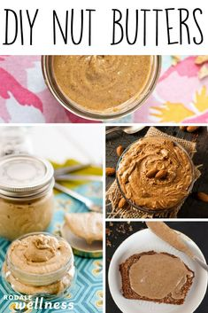 Food processor + nuts = a homemade protein powerhouse. | RodaleWellness.com