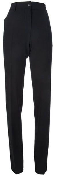 JEAN PAUL GAULTIER Black Tailored Trouser - Lyst