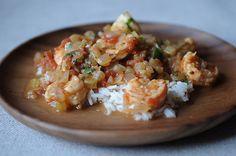 Shrimp Gumbo - Recipe Included.