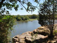 Buffalo Rock State Park, an Illinois State Park located nearby La Salle, Ottawa and Peru
