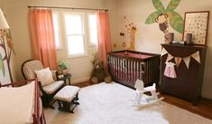 contemporary-nursery-room-african-theme