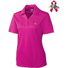 Ravens NFL Breast Cancer Awareness Polo