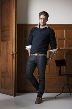 Gant by Michael Bastian Fall 2013 Menswear Collection   Tom  amp  Lorenzo  -- love d0f71e782b