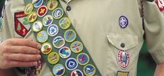 Everything you ever wanted to know about merit badge sashes