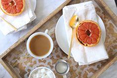 bruleed grapefruit a