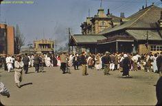 Daegu Station 1952-1953