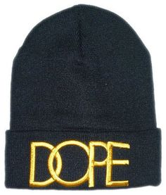 acolline's save of DOPE BEANIE on Wanelo