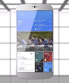 Samsung Galaxy S5 και Sony Xperia Z2 (Concepts)