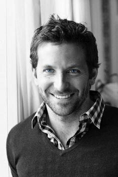 Bradley Cooper. Those eyes. Hot damn.