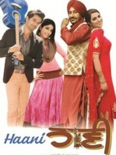 Haani is a romantic saga spanning two different generations of a family. It tells the story of love, friendship and honor immortalized by commitment. The film simultaneously narrates 2 plots. Ranjit (Harbhajan) and Jagga (Sarabjit) are best friends in 1964 where Ranjit falls for Sukhaan (Mahreen) and loves her to death