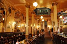 Cafe A La Mort Subite | Beer | Brussels