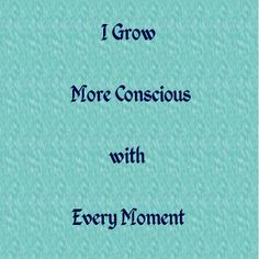 Eckhart Tolle teaches us that consciousness is the source of power, creativity and positive change in our lives. This affirmation reminds me to be more in the power of the present - the NOW - so that I can tap into my consciousness. Eckhart Tolle, Self Talk, Self Confidence, Self Esteem, Positive Affirmations, Consciousness, Creativity, Positivity, Change