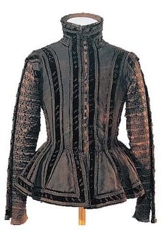 Clothing of Friendrich von Stubenberg from 1574 now placed in Johanneum Styrian Regional Museum, Graz,