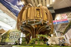 The £500,000 Luxury Treehouse | HUH.