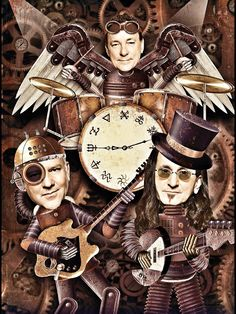742 Best Rush Images In 2019 Rock Bands Music Band
