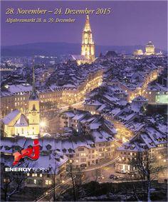 The Bernese Christmas Markets, Switzerland