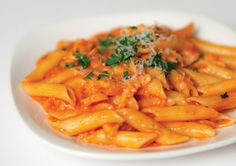 Creamy Tomato and Tuna Penne | 24 Pasta Recipes That Are Perfect For Summer