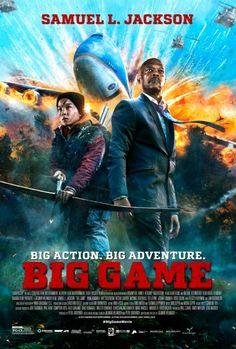 Big Game Movie Poster Print (27 x 40) - Item # MOVCB26445 - Posterazzi
