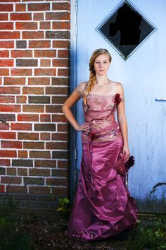 Wedding dress (pink)