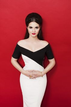 """Vanessa Marano (22, 5' 3"""") as Vita (means life in Latin), a writer, perfectionists, and the main protagonist."""