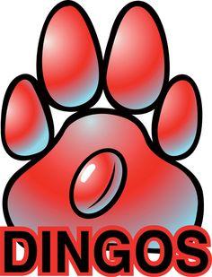 Toronto Dingo's! Got to run with them a few weeks ago.  Great logo. Woof woof