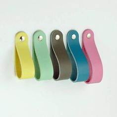 Wardrobe Handles S3 Leather Drawer Cabinet Pulls Drawer