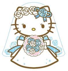 kitty bride