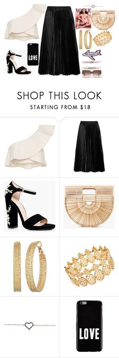 """thnx LA thnx VOGUE"" by megi-queen ❤ liked on Polyvore featuring Isabel Marant, Comme des Garçons GIRL, Boohoo, Cult Gaia, GUESS, INC International Concepts, Givenchy and Stoney Clover Lane"