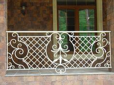 Перила для балкона, кованые перила Киев