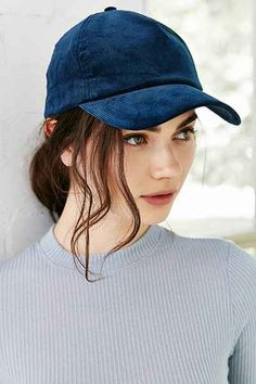 Corduroy Baseball Hat - Urban Outfitters