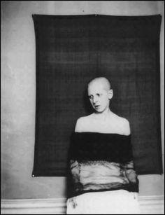 swallowedbytheseductivenight:    Claude Cahun