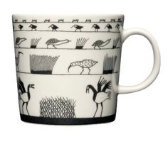 Bird mug by Iittala
