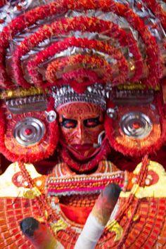 Theyyam - Kerala Dance Form