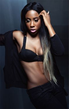"Fab Glance Fashion & Style: MUSIC: Sevyn Streeter, ""It Won't Stop"""