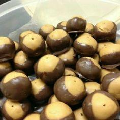 Buckeyes...homemade candy