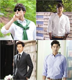 'Big' Gong Yoo's Four Fashion Transformation